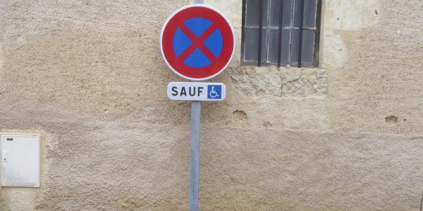 Réalisation de panneaux de Signalisation